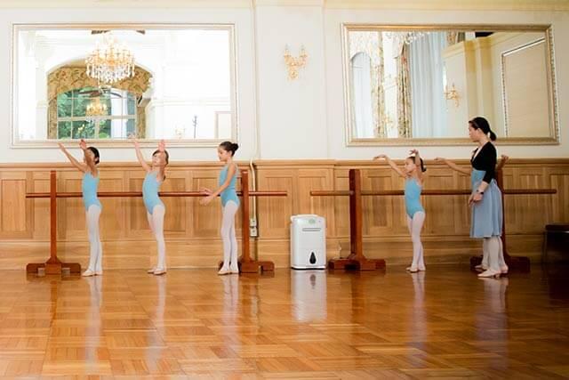Helena May Dance Class